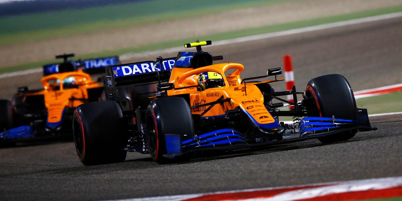 McLaren partnership