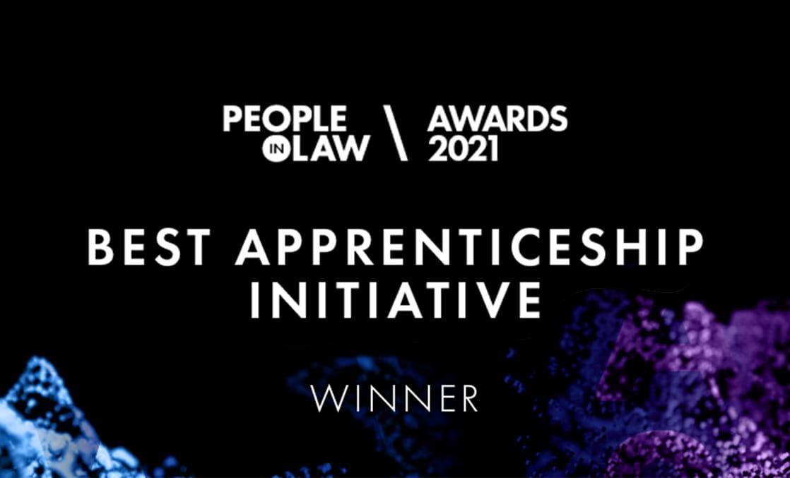 Best Apprenticeship Initiative