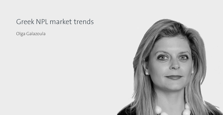 Outlook for the Greek NPL market