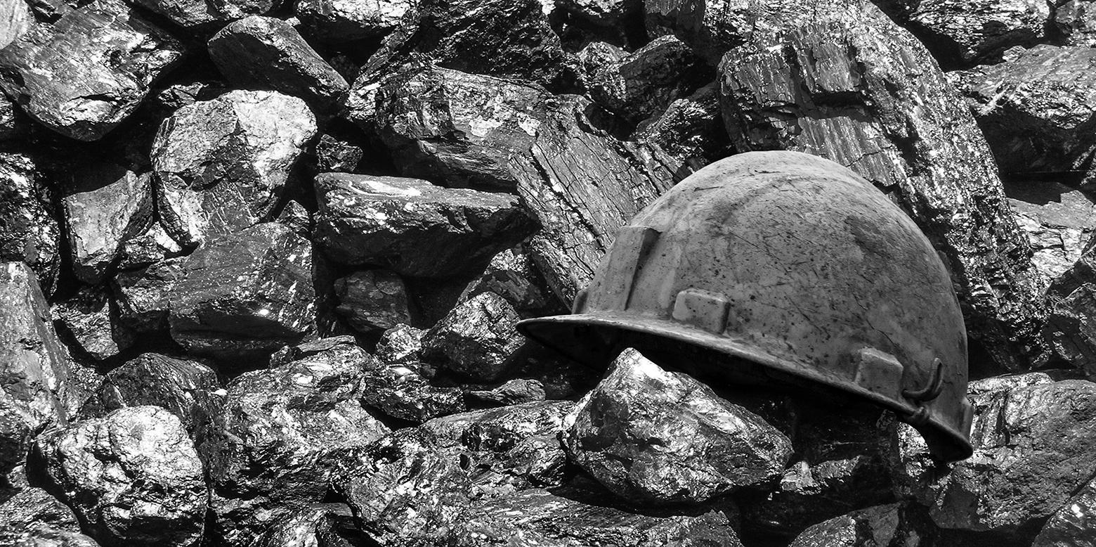 coal mining hat