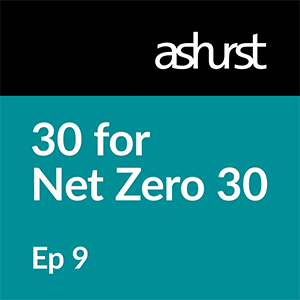 30 for Net Zero 30 Episode 9