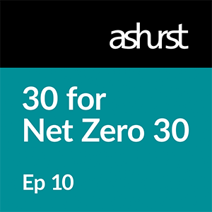 30 for Net Zero 30 episode 10